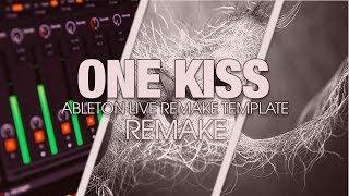 Ableton Live Template Calvin Harris, Dua Lipa - One Kiss Remake