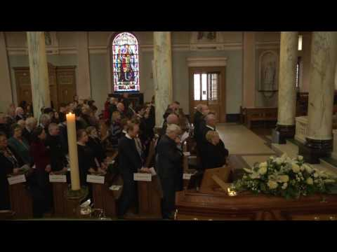 Funeral Service for Michael Walsh, Cathedral of Saints Patrick & Felim, Cavan Sunday 19th March 2017
