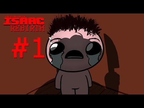 НЕВИННОЕ ДИТЯ - Прохождение The Binding of Isaac Rebirth #1