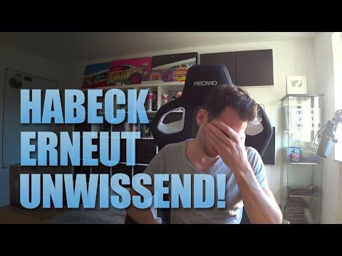 Robert Habeck (Grüne) glänzt erneut mit Unwissen | Tracking App kommt | DUH will Tempo 30