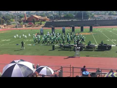 Monrovia Marching Wildcats - Double Agent - 10-14-17