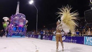 Carnaval 2018 de Gualeguaychú en Argentine (Video ...