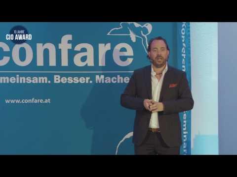 """Auf dem Weg zum """"Innovative CIO"""" - 10 Jahre Confare #CIOAWARD in Österreich"""