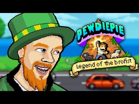 HALLOWEEN LEPRECHAUN | PewDiePie: Legend of the Brofist #3