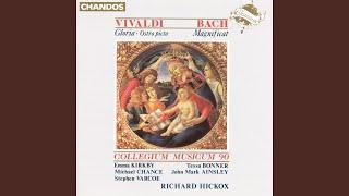 Magnificat in D Major, BWV 243: Aria: Quia respexit humilitatem (Soprano)