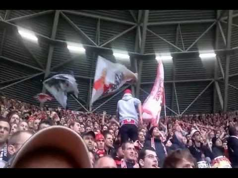 Union vs Dresden 04.11.2012