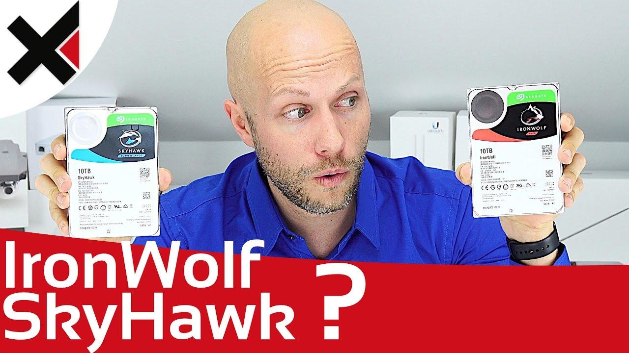 wof r sind seagate ironwolf und skyhawk gedacht idomix youtube. Black Bedroom Furniture Sets. Home Design Ideas