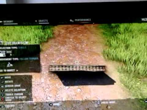 Far cry 3 map editor rotating objects