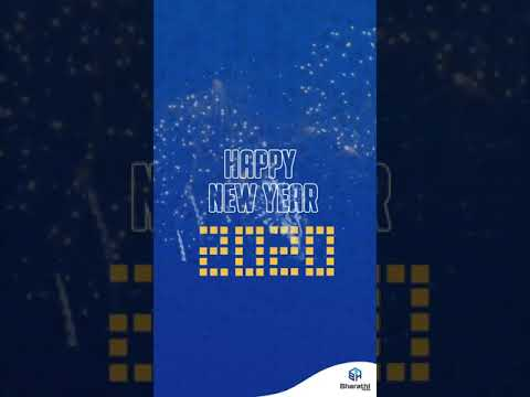Webboombaa Wishes, Happy New Year, To All The Residents Of Bharathi Homes.