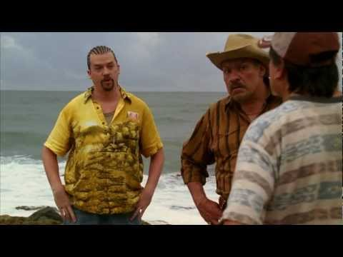kenny powers as cockfighter in mexico