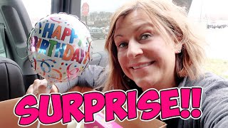 BIRTHDAY SURPRISE & GUESS WHO IS QUITTING YOUTUBE?