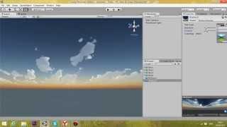 Как создать Skybox в Unity3d? Очень просто!