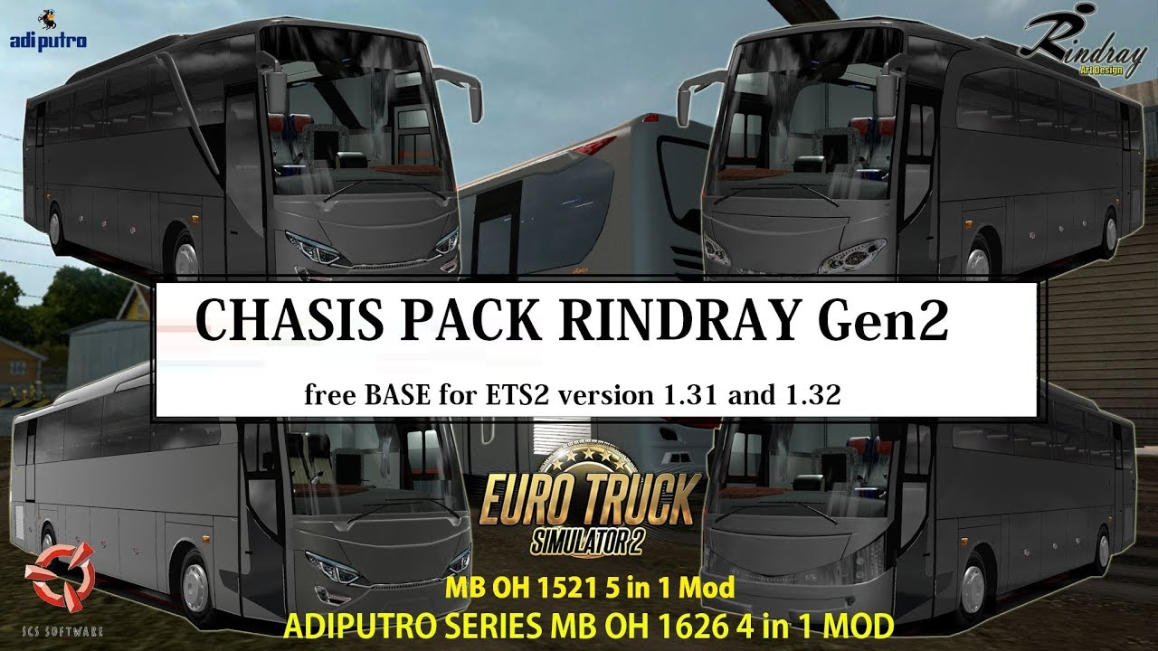 cara download game ets2 bus mod indonesia