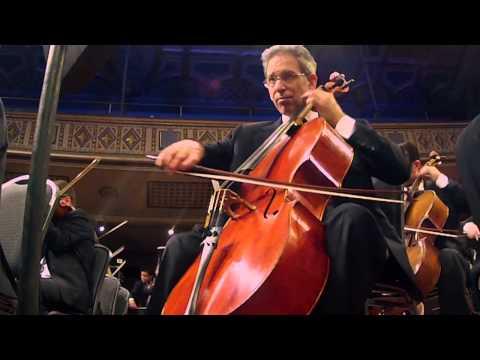 Dvořák 9th Symphony, Mov I  (Cellos)