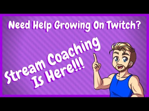 How to Grow On Twitch - Stream Coaching