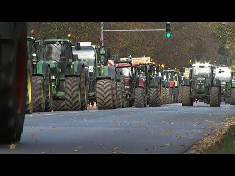 Европейские фермеры требуют