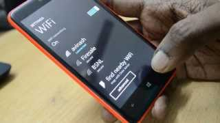 Fix Nokia Lumia WiFi Password issue, enter password again