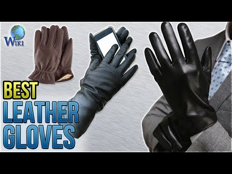 10 Best Leather Gloves 2018