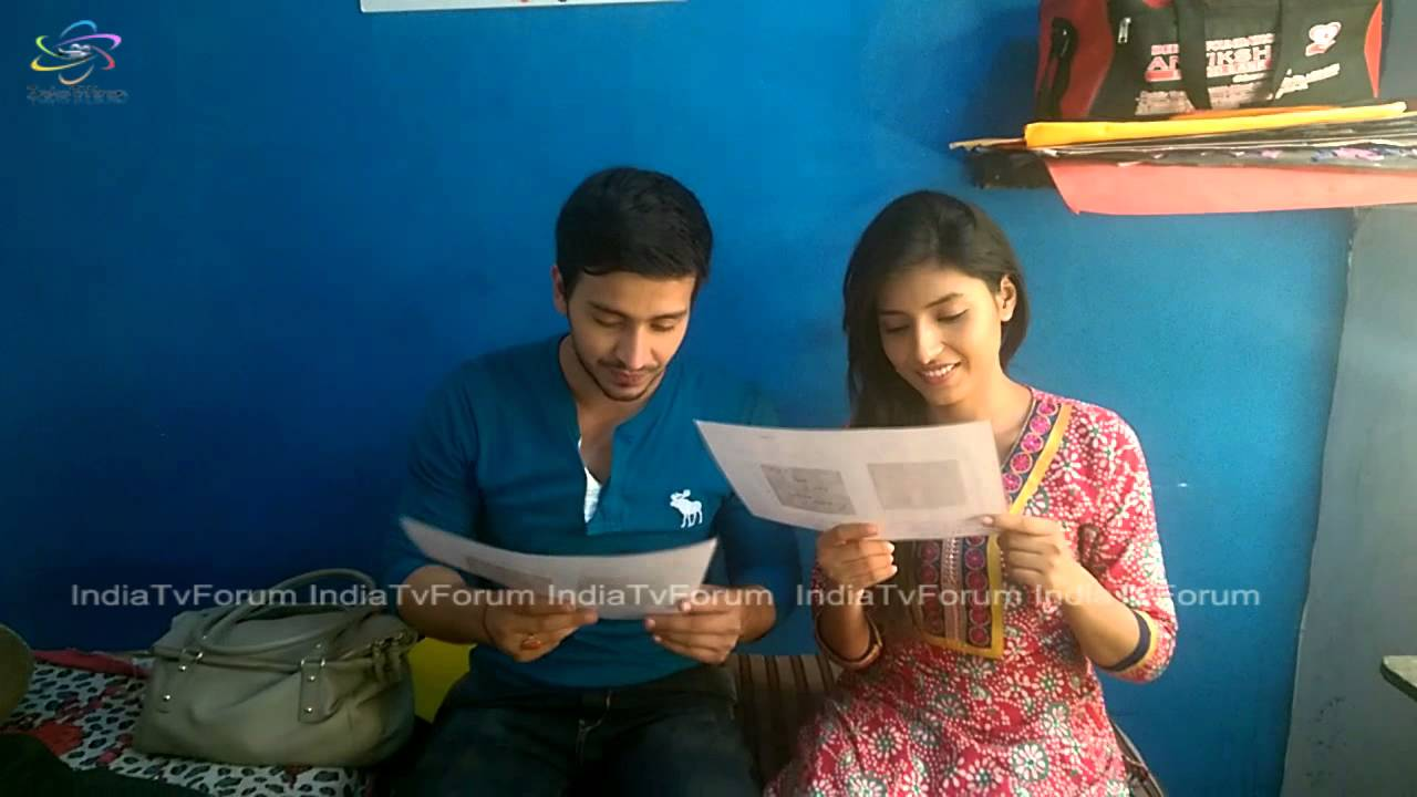 Param Singh and Harshita Gaur aka Randhir and Sanyukta of ...