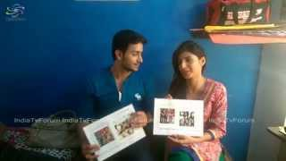 Param Singh and Harshita Gaur aka Randhir and Sanyukta of Sadda Haq Wishing Their Fans