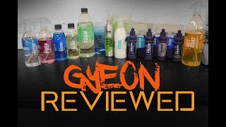 Gyeon Brand Review - Style and Substance thumbnail