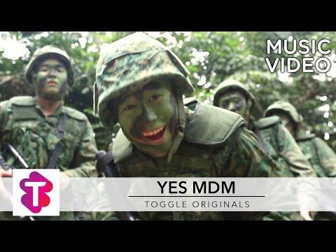 给我听好 MV (Yes Mdm 我的军官女友)