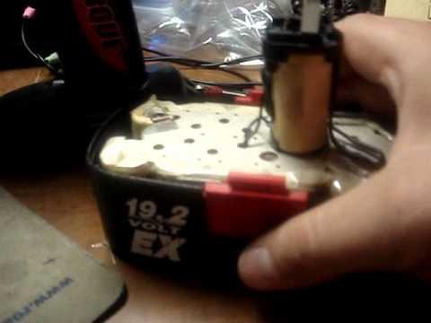 Craftsman 192 Volt Battery Rebuild Kit