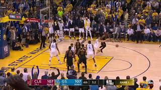JR Smith magic moment against Warriors in Finals