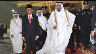 Berita 16 September 2015 - VIDEO Kunjungan Istimewa Jokowi di Timur Tengah