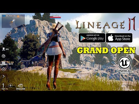 Lineage 2M (19) - Grand Open | Android/IOS MMORPG Gameplay