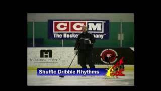 Ритм дриблинга. Хоккей. Работа с клюшкой.