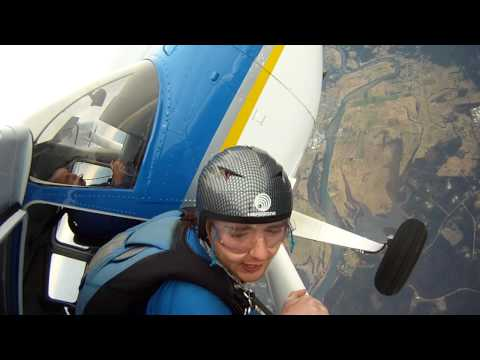 Skydive AFF Stage 5 - Fail