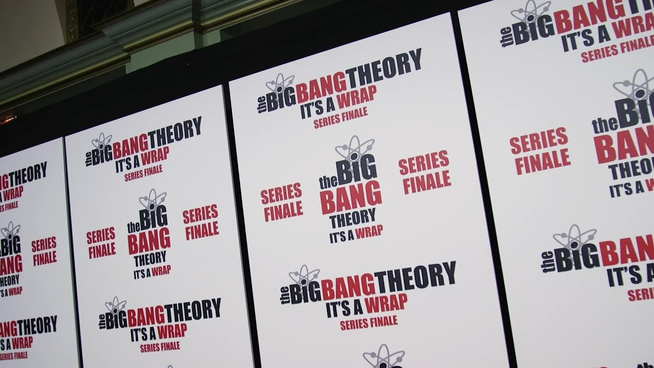 What it was like at the final taping of 'The Big Bang Theory'
