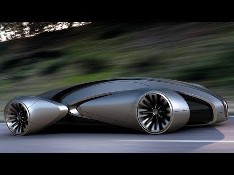 Bugatti Cheval Concept