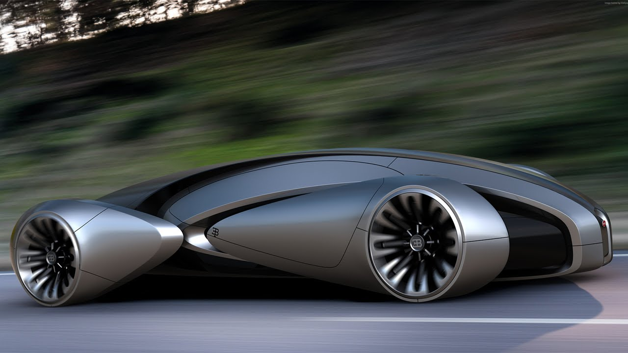 Bugatti Cheval Concept - YouTube