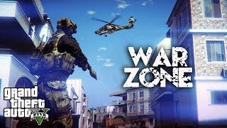 GTA 5: WAR ZONE (GTA V Machinima)