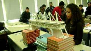 Balsa Wood Double Deckered Unbreakable Bridge