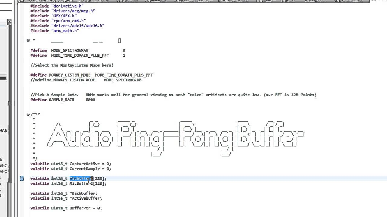 Introduction to Ping Pong Buffers