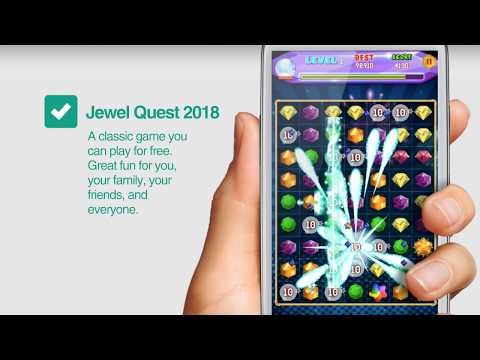 Jewel Quest 2018 - Jewels Star 2018