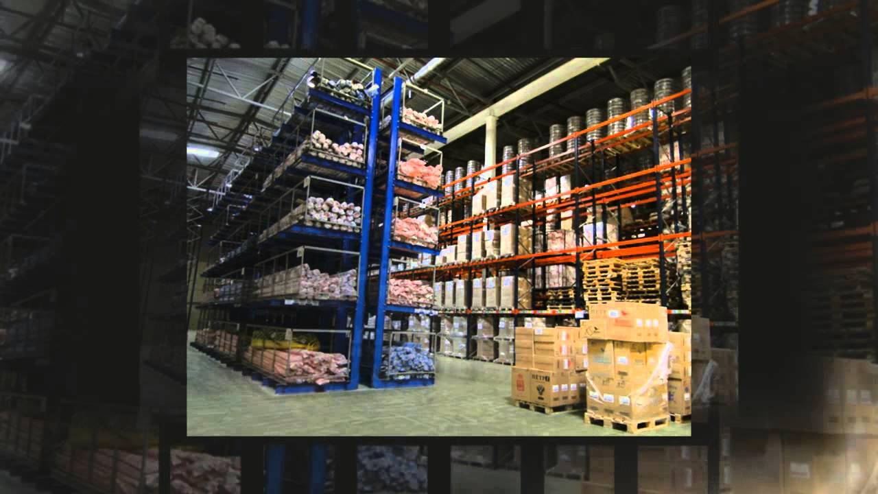 Warehouse Lease and Capacity Calculator app - YouTube