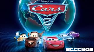Cars 2 video game Air port Hunter Soundtrack