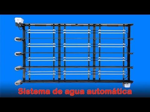 Sistema De Agua Automática Terenziani | WWW.ORNIVERA.COM