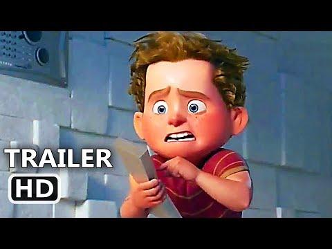 "INCREDIBLES 2 ""Dash Destroys House"" Trailer (2018) Disney Pixar Movie HD"