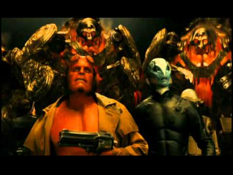 Hellboy II: The Golden Army - Interviews with Ron Perlman and