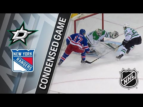 12/11/17 Condensed Game: Stars @ Rangers