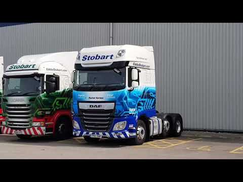 Eddie Stobart - A Lorry Driver Is For Life Not Just For Christmas
