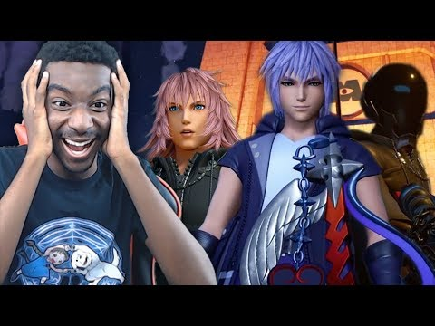 Kingdom Hearts 3 D23 Expo 2018 Trailer LIVE REACTION!
