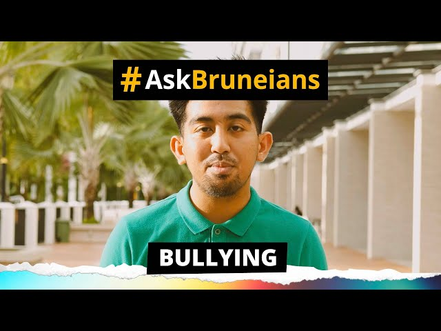 #AskBruneians: Bullying
