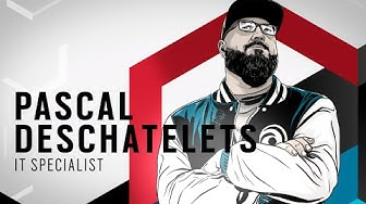 Six Invitational 2020 - Commendation - Pascal Deschatelets - IT Specialist