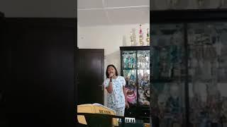 Maria Simorangkir (Indonesian Idol 2018): Karena Ku Sanggup (by Agnez Mo)
